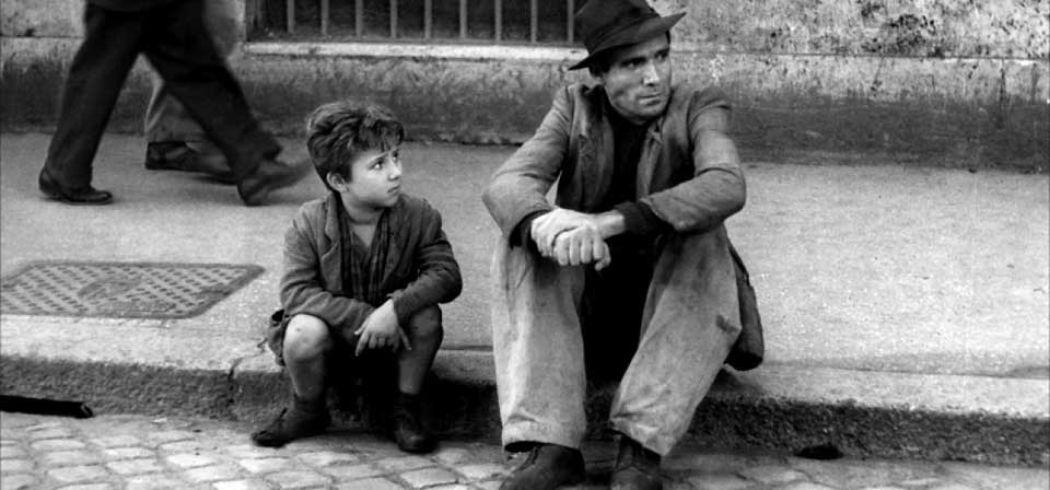 Bicycle Thieves (The Bicycle Thief)