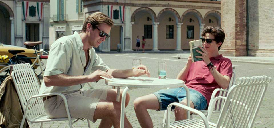 <em>Call Me By Your Name</em> Q&A