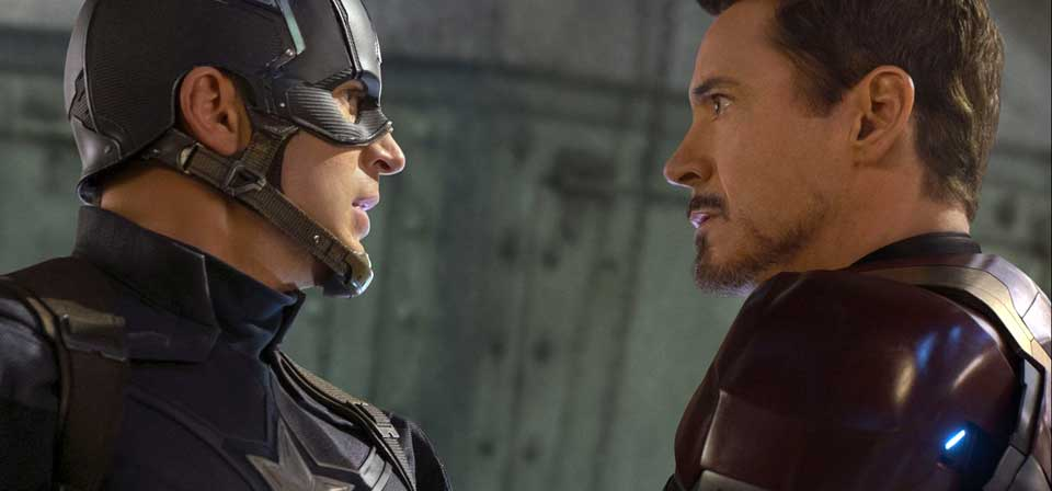 Captain America: Civil War [video]