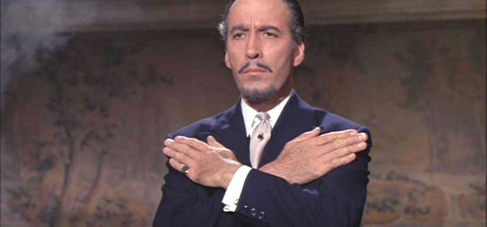 The extraordinary career of Christopher Lee