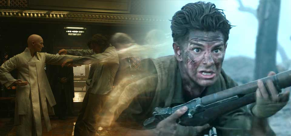 <em>Doctor Strange</em> and <em>Hacksaw Ridge</em>: Breaking rules and the greater good