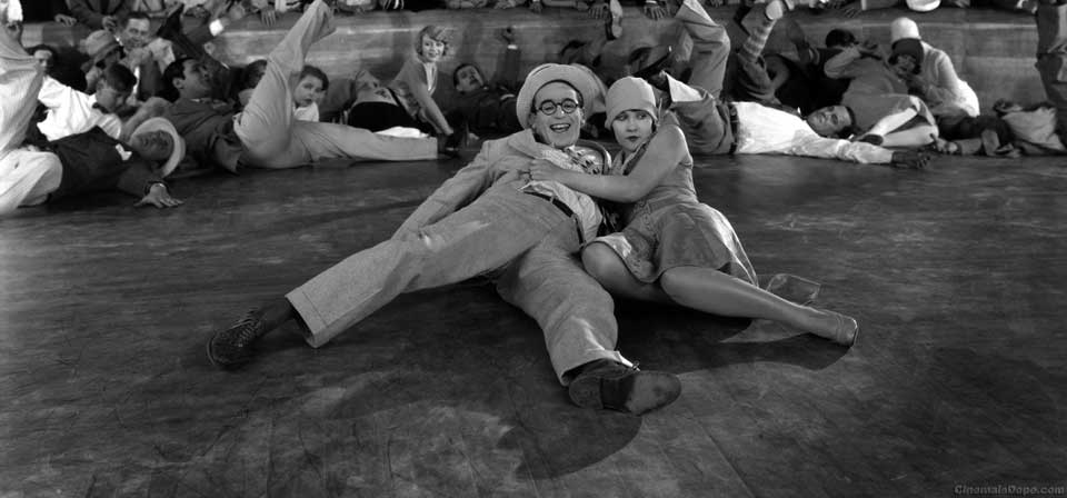 The down-to-earth comic genius of Harold Lloyd
