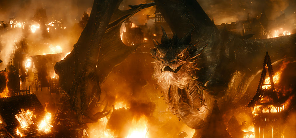 The Hobbit: The Battle of the Five Armies [video]