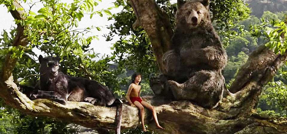 The Jungle Book (2016) - Decent Films