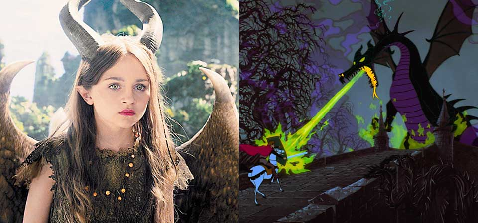 How Disney's <i>Maleficent</i> subverts the Christian symbolism of <i>Sleeping Beauty</i>