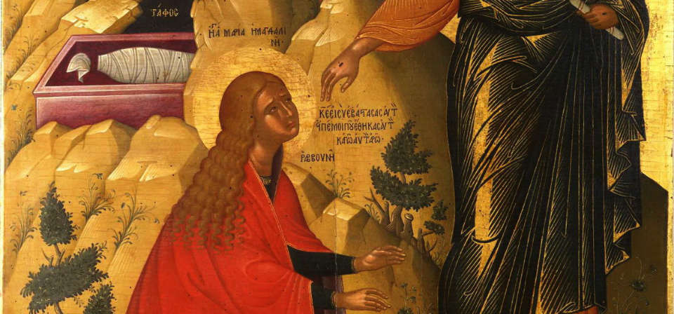 Why Mary Magdalene gets a bad rap