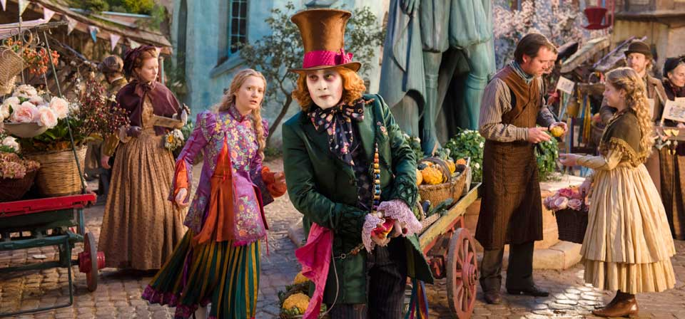Alice Through the Looking Glass [video]