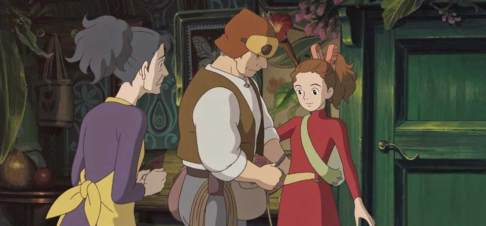 The Secret World of Arrietty [video]