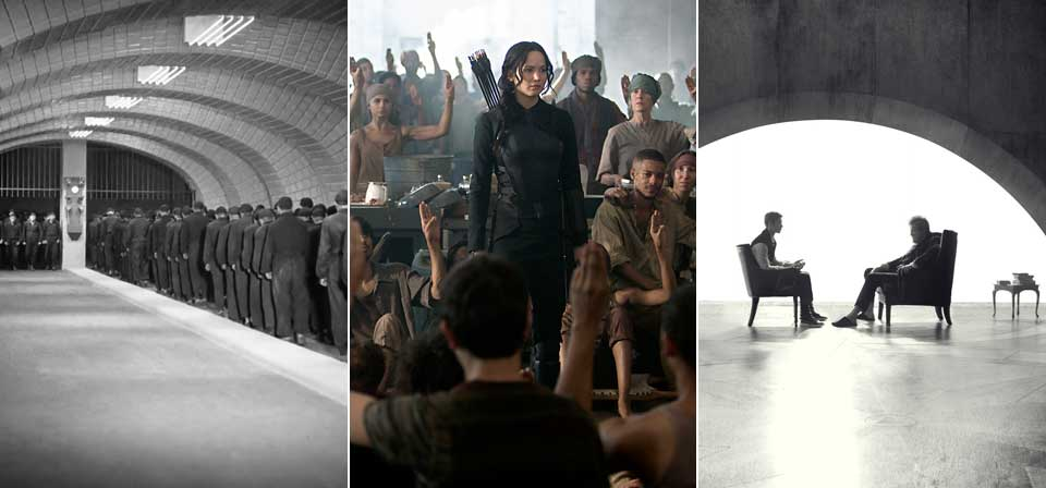 Dystopia, <i>The Hunger Games</i> and the critique of the culture of death