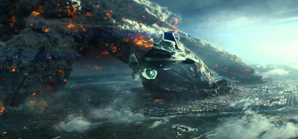 Independence Day: Resurgence [video]