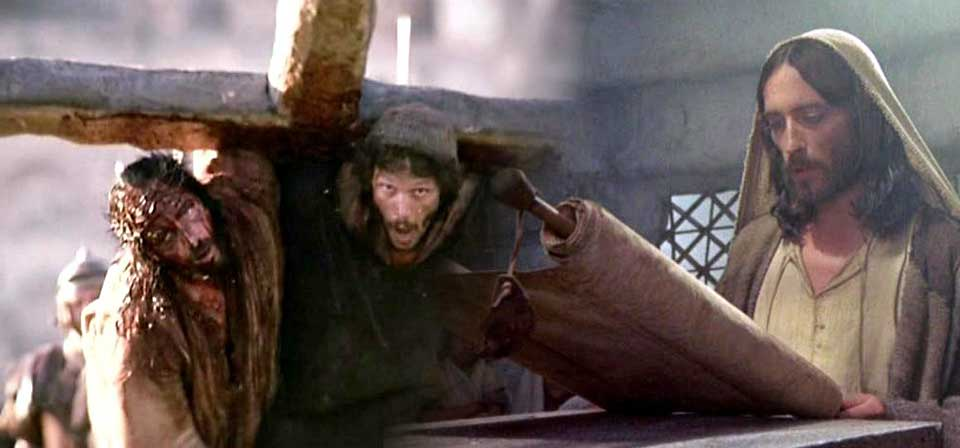 Jesus movies and antisemitism: <em>Jesus of Nazareth</em> and <em>The Passion of the Christ</em>