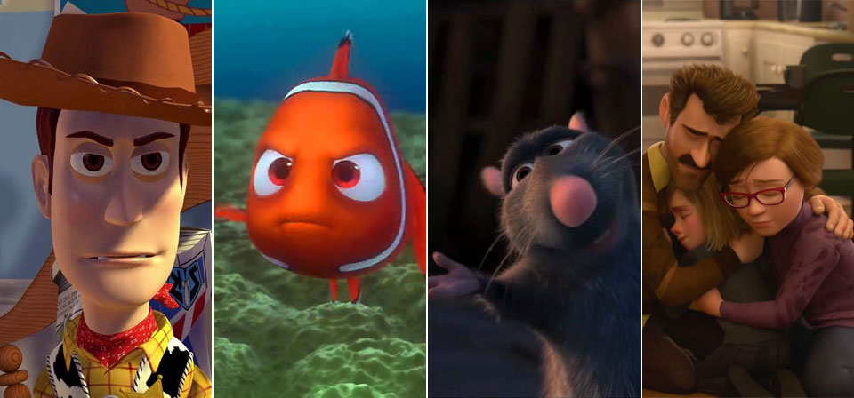 What's so special about Pixar's flawed protagonists and their moral journeys