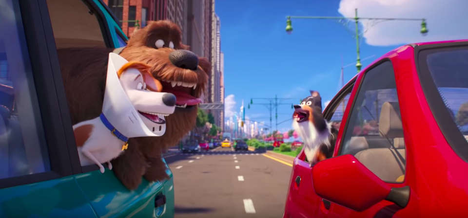 The Secret Life of Pets 2 [video]