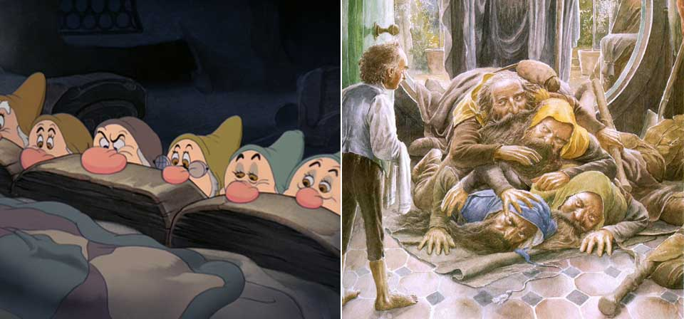 Tolkien and Lewis disliked <em>Snow White</em>. You know who wouldn't have?